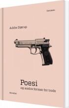 poesi og andre former for trods - bog