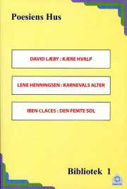 poesiens hus bibliotek 1 - bog