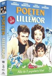 poeten og lillemor boks - DVD