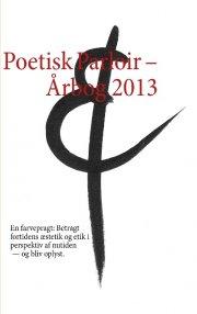 poetisk parloir - årbog 2013 - bog