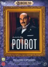 poirot - boks 10 - DVD