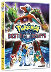 pokemon - destiny deoxys - DVD