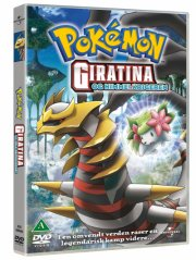pokemon - giratina og himmelkrigeren - DVD