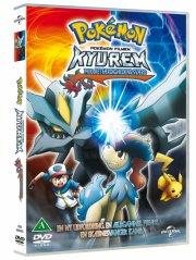 pokemon: kyurem mod retfærdighedens sværd - DVD
