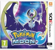 pokemon moon - nintendo 3ds