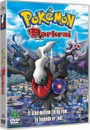 pokemon: darkrai slår til / pokemon: the rise of darkrai - DVD