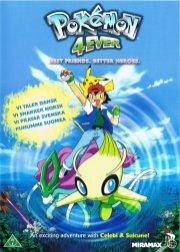 pokémon forever - celebi skovens stemme - DVD