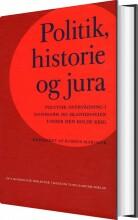 politik, historie og jura - bog