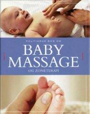 politikens bog om babymassage og zoneterapi - bog