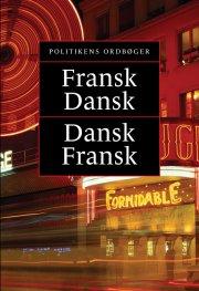 politikens fransk-dansk, dansk-fransk - bog