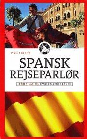 politikens spansk rejseparlør - bog