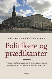 politikere og prædikanter - bog