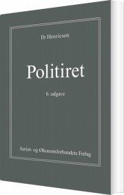 politiret - bog