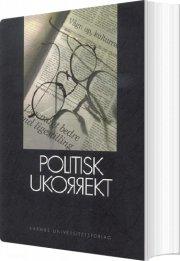 politisk ukorrekt - bog