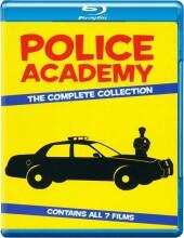 politiskolen 1-7 box-set - Blu-Ray