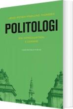 politologi - bog