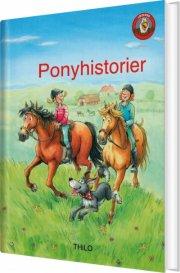 ponyhistorier - bog