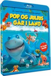 pop og julius går i land - Blu-Ray