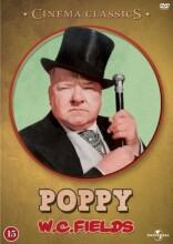 poppy w.c. fields - DVD