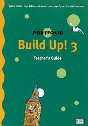 portfolio, build up! 3, teacher's guide - bog