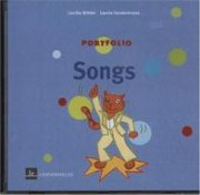portfolio, songs, cd - bog