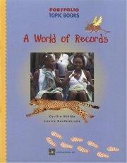 portfolio, topic books, a world of records - bog