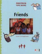 portfolio, topic books, friends - bog
