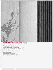 portræt: dorte mandrup arkitekter - bog