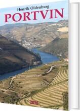 portvin - bog