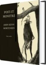 post-it monsters - bog
