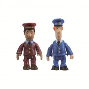 postman pat - double figure pack - pat and ajay - Figurer