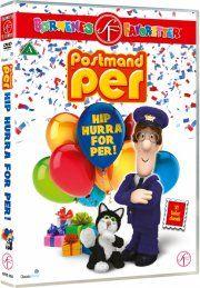 postmand per - pers favoritter - DVD