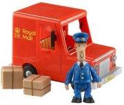 postmand per - postbil - Figurer