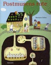 postmusens rute - bog