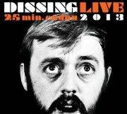 povl dissing - dissing live 2013 - 25 minutter endnu - cd