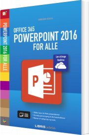 powerpoint 2016 for alle - bog