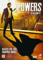 powers - sæson 1 - DVD