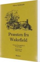 præsten fra wakefield - bog