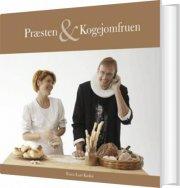 præsten & kogejomfruen - bog