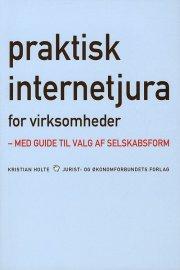praktisk internetjura for virksomheder - bog