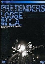 pretenders - loose in la - DVD