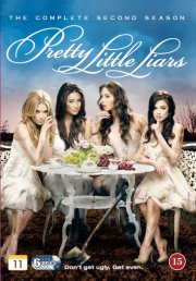 pretty little liars - sæson 2 - DVD