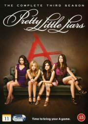 pretty little liars - sæson 3 - DVD