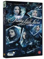 pretty little liars - sæson 5 - DVD