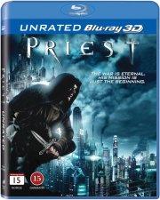 priest - 3d - Blu-Ray