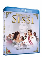 princess sissi  - BLU-RAY+DVD