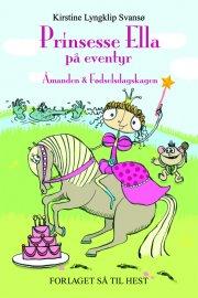 prinsess ella på eventyr - bog