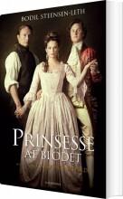 prinsesse af blodet - bog