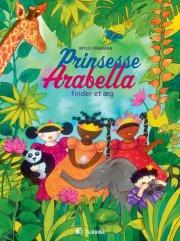 prinsesse arabella finder et æg - bog