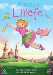 prinsesse lillefe - DVD